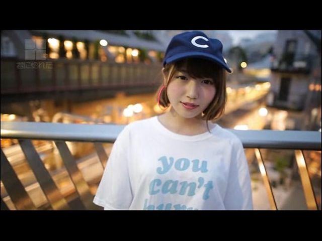 望月あられ 田舎育ちの超美人女子大生、東京デビューついでにAV debut